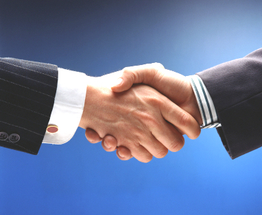 Minority Enterprise - Handshake